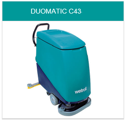 Toebehoren Duomatic C43