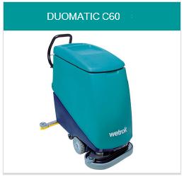 Toebehoren Duomatic C60