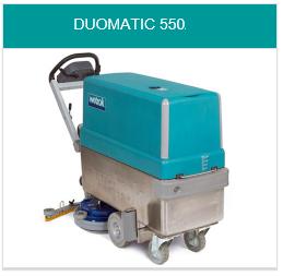 Toebehoren Duomatic 550