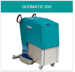 Toebehoren Duomatic 650