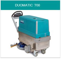 Toebehoren Duomatic 700