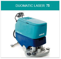 Toebehoren Duomatic Laser 75