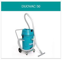 Toebehoren Duovac 50