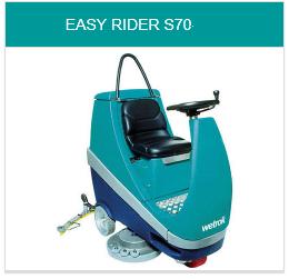 Toebehoren Easy Rider S70