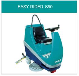 Toebehoren Easy Rider S90
