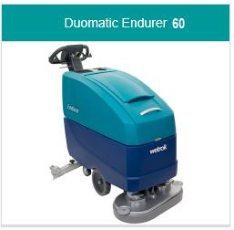 Toebehoren Duomatic Endurer 60
