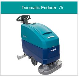 Toebehoren Duomatic Endurer 75