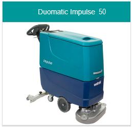 Toebehoren Duomatic Impulse 50