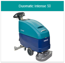 Toebehoren Duomatic Intense 50