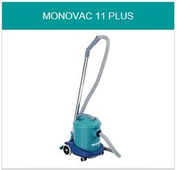 Toebehoren Monovac 11 plus