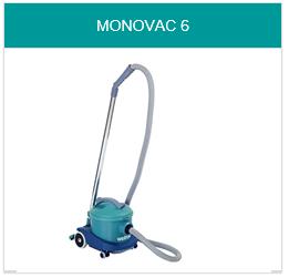 Toebehoren Monovac 6
