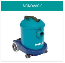 Toebehoren Monovac 9