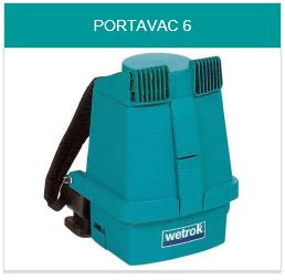 Toebehoren Portavac 6