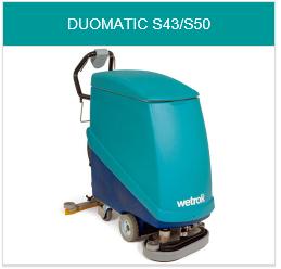 Toebehoren Duomatic S43-50