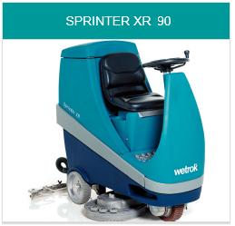 Toebehoren Sprinter XR90