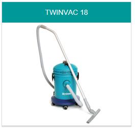 Toebehoren Twinvac 18