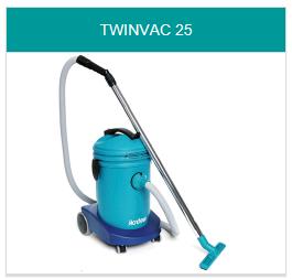 Toebehoren Twinvac 25