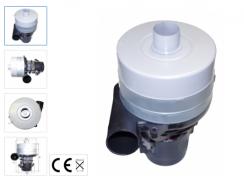 Zuigmotor t.b.v. Duomatic 550, 650, 700, 750, S70 en S90 (24 Volt)