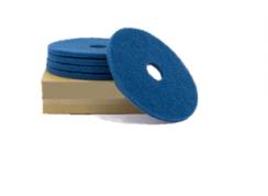 Poly pad Blauw 10 Inch, 255x22 mm (5)