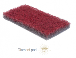 Diamant Doodlebug Rood, 245 X 12 Mm Stap 3