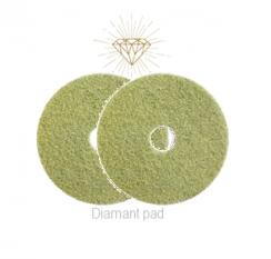 Diamant pad geel 152 x 22