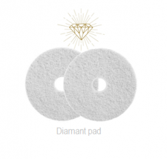 "Diamant Wit 7"", ø178 mm Stap 1"