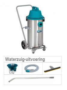 Duovac 34 WATERZUIG Uitvoering