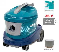 Wetrok Monovac Freedom 36 Volt HEPA Absoluut Filter