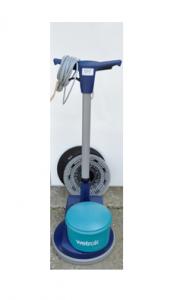 Inruil Wetrok Duospeed 170/340 t/pm machine nr. 17
