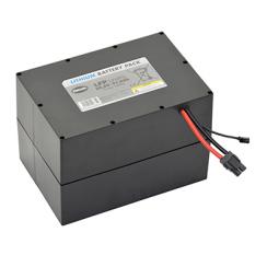 Lithium-ion batterij 25,6V/41,6Ah Discomatic Mambo