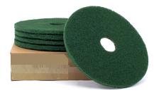 """Poly Pad Groen 15"""", 380 X 22 Mm"""