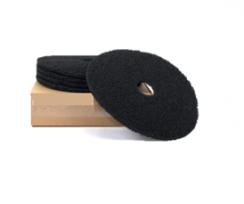 Poly pad Zwart 14 Inch, 355 x 22 mm